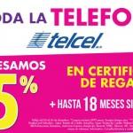 Suburbia 15 celulares telce OFFDE