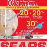 Venta Nocturna Sears 4 y 5 diciembre 2015 OFFDE