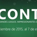 Xbox Conteo del 22 al 7 de Enero