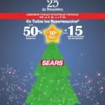 descuentos en Sears navidad OFFDE