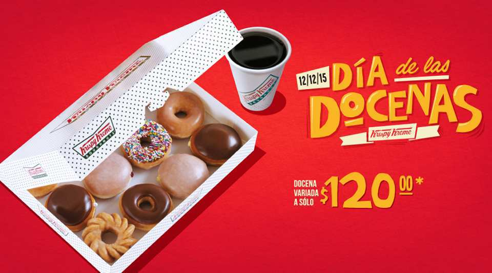 Krispy Kreme Dia De Las Docenas Gratis 12 De Diciembre