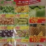 frutas y verduras en bodega aurrera diciembre