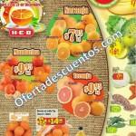 frutas y verduras en heb 15 diciembre OFFDE