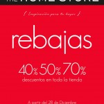 rebajas de invierno the home store OFFDE
