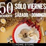 venta navideña Home Store 2015 OFFDE