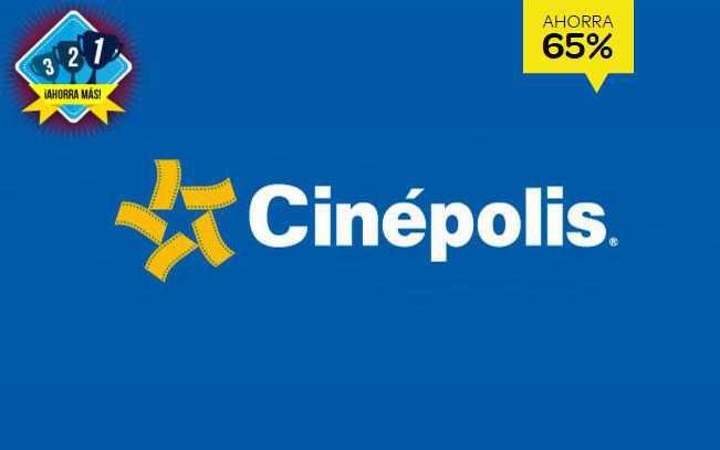 Clickonero: Boletos Cinépolis de Lunes a Viernes a $25