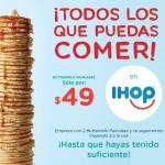 IHOP todos los hotcakes que puedas comer