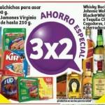 Soriana hiper 3x2 en vinos y licores