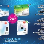 Tony TP-Link 20 descuento