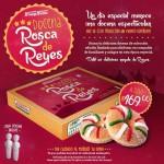 docena rosca reyes Krispy Kreme OFFDE