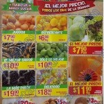 ofertas frutas y verduras bodega aurrerá del 15 al 21 de enero