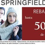rebajas springfield
