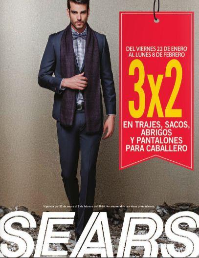 fb902bb95de1a Sears  3×2 en Trajes