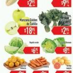 tres dias de frutas y verduras en HEB 26 28 enero