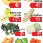 tres dias de frutas y verduras heb 12 y 14 enero
