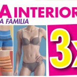 Suburbia 3x2 ropa interior