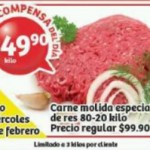 carnes en soriana 2 al 4 febrero