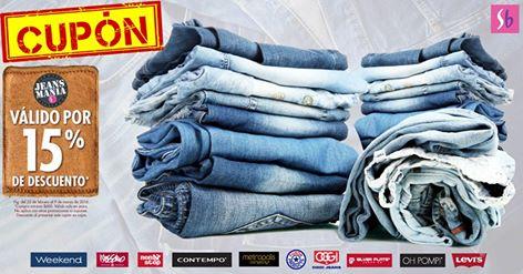 c4433cbdc7013 Suburbia  Cupón 15% de Descuento en Jeans