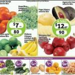 frutas y verduras soriana 9 y 10 febrero