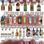 ofertas en vinos y licores en bodegas alianza del 9 al 14 de febrero