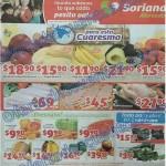soriana mercado martes y miercoles de frutas y verduras 23 y 24 de febrero OFFDE