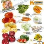 Chedraui martes y miercoles de frutas y verduras 8 y 9 de marzo