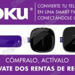 Cinepolis Klic te regala 2 rentas con Roku OFFDE