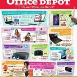 Folleto mensual de promociones en Office Depot del 1 al 31 de marzo