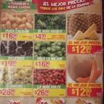 Frutas y Verduras Tianguis mama lucha OFFDE
