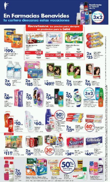 Farmacias Benavides: Promociones de Fin de Semana del 4 al 7 de Marzo