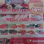 Soriana Mercado ofertas en Frutas y verduras del 15 al 17 de marzo OFFDE