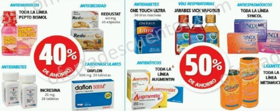Farmacias Guadalajara: Hasta 50% de Descuento en Vick y Pepto