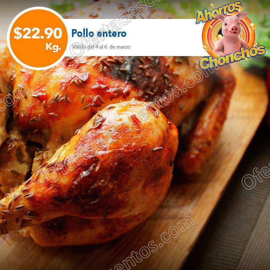 Chedraui: Ofertas de Fin de Semana en Carnes del 4 al 6 de Marzo