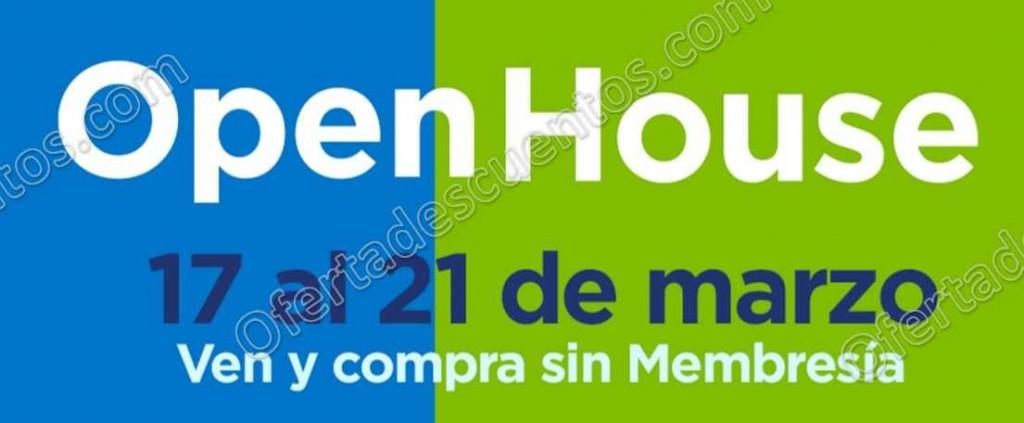 Sam´s Club: Open House del 17 al 21 de Marzo $200 de bonificación en Certificado de Regalo si te haces Socio