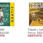 revistas digitales gratis en sanborns el mes de marzo