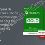xbox mexico cupon de descuento laa la tienda en linea OFFDE