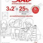 3x2 en multivitaminicos infantiles en sanborns OFFDE