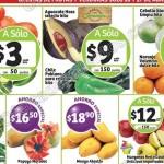 Frutas y Verduras en Soriana Hiper 26 y 27 de abril OFFDE