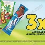OXXO 3x2 en variedad de Ricolino al 1 de mayo OFFDE