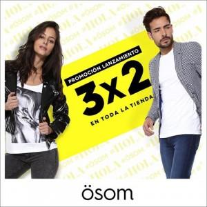 OSOM: (Dafiti) 3×2 en toda la Tienda
