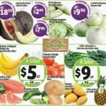 frutas y verduras Soriana 19 20 abril OFFDE