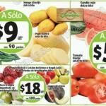 frutas y verduras soriana hiper y super OFFDE