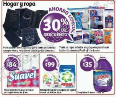 Soriana: Promociones de Fin de Semana del 8 al 11 de Abril