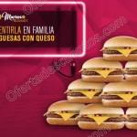 10 hamburguesas por 120 mcdonalds OFFDE