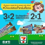 7eleven 3x2 y 2x1 en chocolates OFFDE