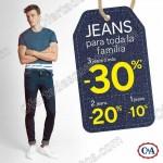 C&A 30 de descuento en jeans OFFDE