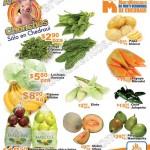 Chedraui martes y miercoles de frutas y verduras 24 y 25 de mayo OFFDE