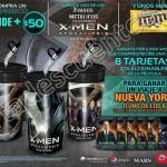 Cinemex combo X MEN vaso metalico OFFDE
