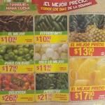 Frutas y Verduras Bodega Aurrera OFFDE