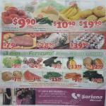 Frutas y Verduras Soriana 23 mayoOFFDE